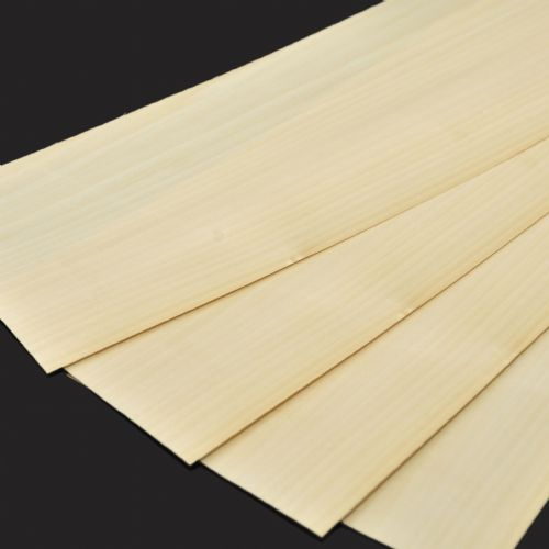 Poplar- set of 4 sheets:<br />22&quot; x 6.5&quot; ( 56 x 17 cm )